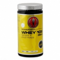 Power men Whey 106 Instant Protein + Isolat 500 грамм