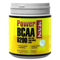 Power men BCAA 6200 200 таб