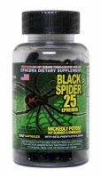 Cloma Pharma Black Spider 100 капсул