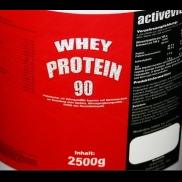 Activevites  Whey Protein 90 2,5 кг