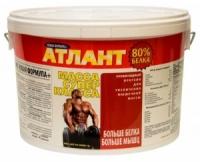 Атлант Протеины НОВАЯ ФОРМУЛА Атлант 80% 6 кг