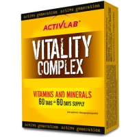 ACTIVLAB Vitality complex 60 таб
