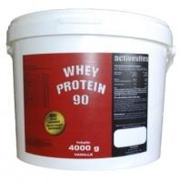 Activevites Whey Protein 90 4000 г