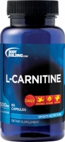 Bodybuilding L-carnitine 60 caps