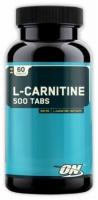 Optimum Nutrition L-Carnitine 500 60 Tabs