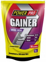 Power Pro GAINER Banana 1000 g