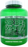 Scitec Nutrition 100% Whey Isolate 2000 г