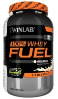 Twinlab 100% Whey Protein Fuel 908 грамм