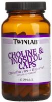 Twinlab Choline & Inositol 100 caps
