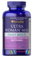 Puritan's Pride ultra woman max 90 таб