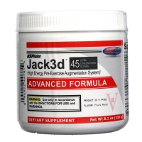 USPLabs - Jack3d Advanced Formula 230 грамм