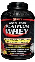 SAN 100% Pure Platinum Whey 2,27 кг