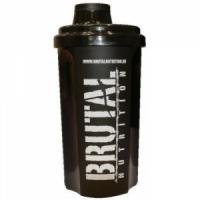 Brutal Nutrition Шейкер Brutal black 0,7 литра