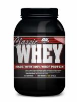Optimum Nutrition Classic Whey 900 грамм
