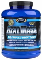 Gaspari Nutrition Real Mass 2,7 кг