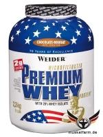 Weider Premium Whey Protein 2,3 кг