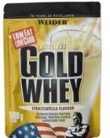 Weider Gold Whey 500 грамм