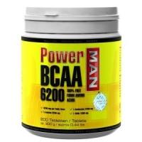 Power men BCAA 6200 200 таб