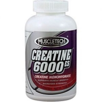 MUSCLETECH Creatine 6000-ES 510 гр