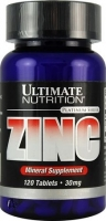Ultimate nutrition ultimate ZINC 120 капс