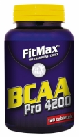 FitMax Amino BCAA Pro 4200 120 таб