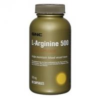 GNC L-Arginine 500 мг