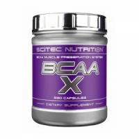Scitec Nutrition BCAA-X 330 caps