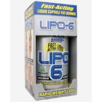 Nutrex Lipo-6 Liquid 240 капс