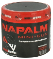 Muscle Warfare Napalm MINI GUN 30 порций