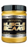 Scitec Nutrition MUSCLE BCAA 300 грамм