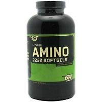 Optimum Nutrition Superior Amino 2222 gels - 300 софтгель