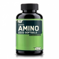 Optimum Nutrition Superior Amino 2222 gels - 150 софтгель