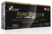 Омега Olimp Labs Gold Omega-3 SPORT 120 капс