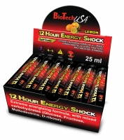 BIOTECH 12-hour Energy Shock - NEW! 20*25 мл