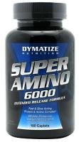 Dymatize Super Amino 6000 180 каплет