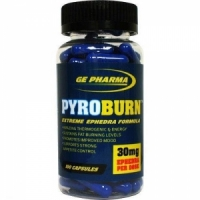 GE PHARMA USA Pyroburn 100 caps/30 мг