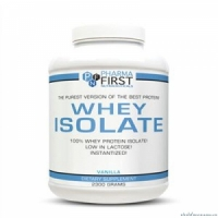 Pharma First  WHEY ISOLATE 3000 грамм