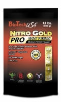 BioTech USA  Nitro Gold PRO - 500 грамм