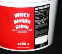 Activevites Whey weight gainer 5 кг