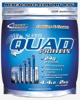 Inner Armour Blue Super Quad Protein 4540 г