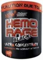 Nutrex Hemo-Rage Black Ultra Concentrate 250 грамм