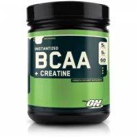 Optimum Nutrition BCAA + Creatine 738 грамм