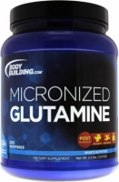 Bodybuilding Micronized Glutamine 1000 грамм