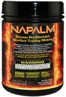 Muscle Warfare Napalm 300 грамм