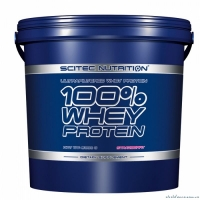 Scitec Nutrition 100% Whey Protein 5 кг