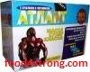 Атлант Протеины 3кг 80% Атлант + 105г креатин +45г глютамин