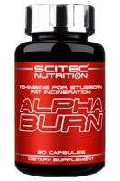 Scitec Nutrition Scitec Nutrition Alfa-Burn 100 капсул