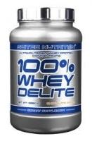 Scitec Nutrition 100% Whey Delite 2350 г