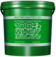 Scitec Nutrition 100% Whey Isolate 4000 г