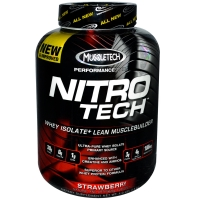 MuscleTech Nitro Tech Performance Series 1.8 кг (4 lb)